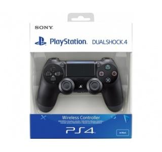 COMANDO SONY DUALSHOCK 4 V2 PRETO PS4