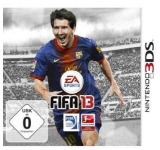 FIFA 13 3DS (USADO)