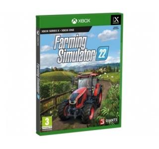 FARMING SIMULATOR 22 XBOX ONE / SERIES X