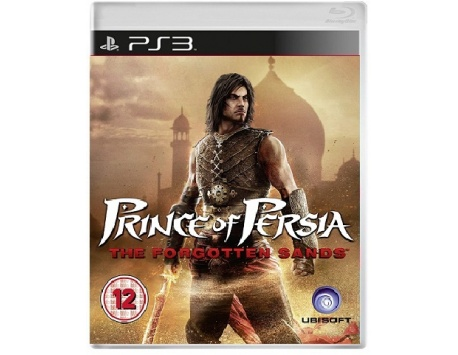 PRINCE OF PERSIA THE FORGOTTEN SANDS PS3 (USADO)