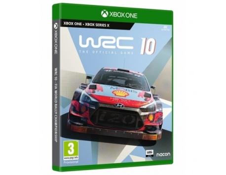 WRC 10 XBOX ONE/XBOX SERIES X