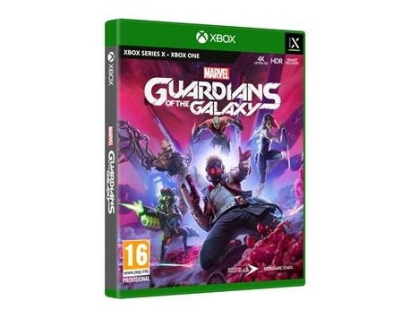 MARVEL GUARDIANS OF THE GALAXY XBOX ONE/XBOX ONE SERIES