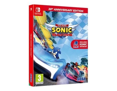 TEAM SONIC RACING - SPECIAL EDITION NINTENDO SWITCH
