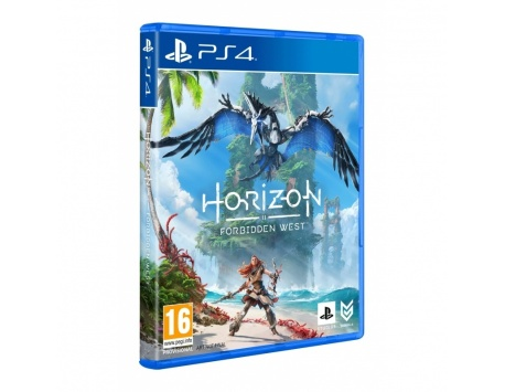 HORIZON FORBIDDEN WEST PS4