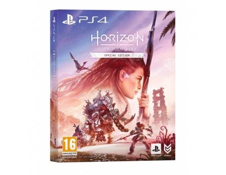 HORIZON FORBIDDEN WEST EDICAO ESPECIAL PS4