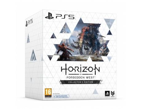 HORIZON FORBIDDEN WEST EDIÇÃO COLECIONADOR PS4 PS5