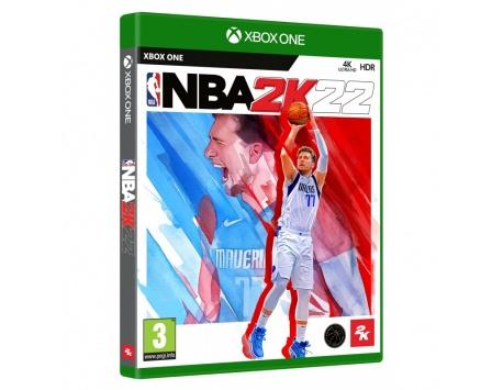 NBA 2K22 XBOX SERIES X
