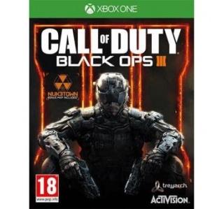 CALL OF DUTY BLACK OPS III NUKETOWN XBOX ONE (USADO)