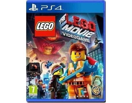 THE LEGO MOVIE PS4 (USADO)