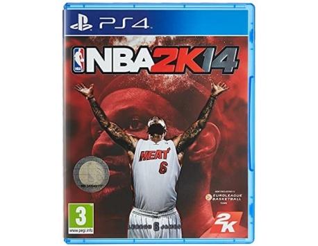 NBA 2K14 PS4 (USADO)