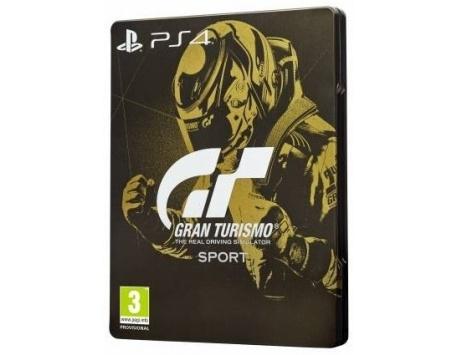 GRAN TURISMO SPORT SPECIAL EDITION PS4 (USADO)