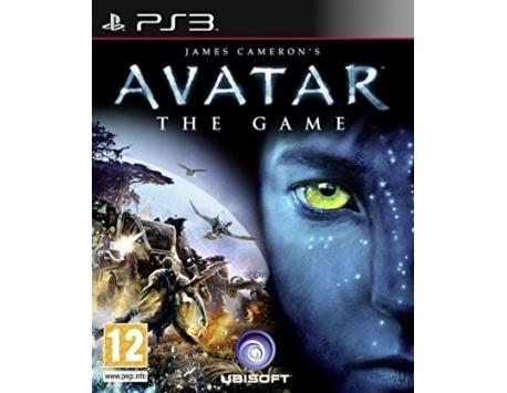 JAMES CAMERON'S AVATAR THE GAME PS3 (USADO)