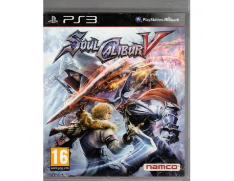 SOULCALIBUR V PS3 (USADO)