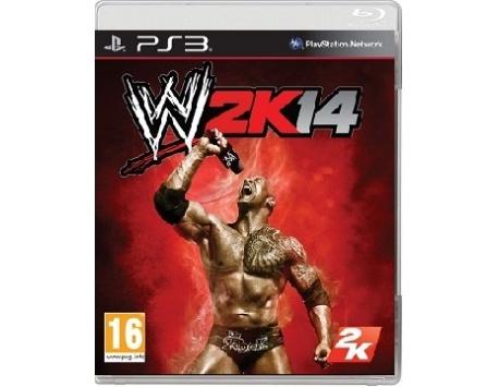 WWE 2K14 PS3 (USADO)