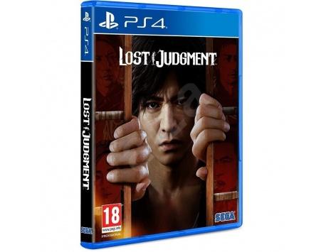 LOST JUDGMENT PS4 / PS5