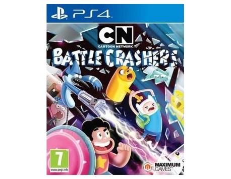 CARTOON NETWORK BATTLE CRAHERS PS4 (USADO)
