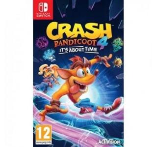 CRASH BANDICOOT 4 IT'S ABOUT TIME PS4