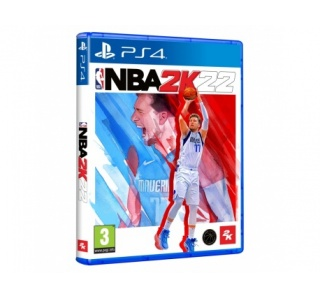 NBA 2K22 PS4 (USADO)