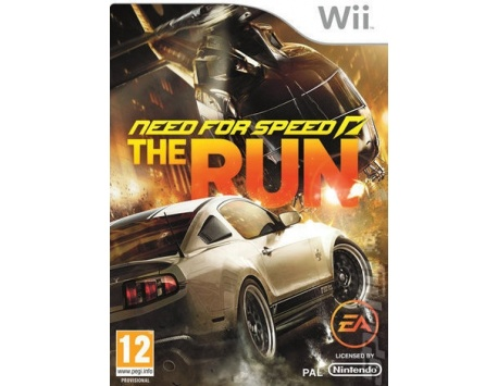 NEED FOR SPEED THE RUN (USADO)