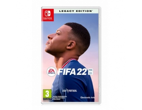 FIFA 22 LEGACY EDITION NINTENDO SWITCH