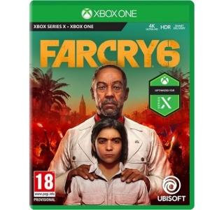 FAR CRY 6 XBOX ONE/XBOX SERIES X