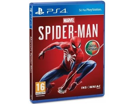 MARVEL SPIDER-MAN PS4 (USADO)