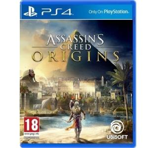 ASSASSIN'S CREED ORIGINS PS4 (USADO)