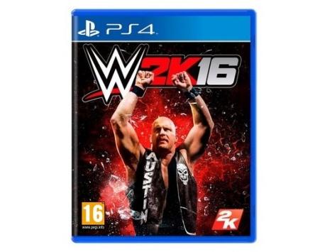WWE 2K16 PS4 (USADO)