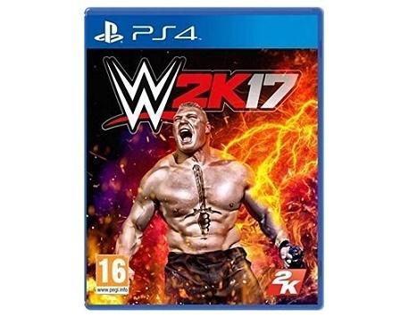 WWE 2K17 PS4 (USADO)