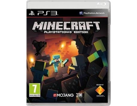 MINECRAFT PS3 (USADO)