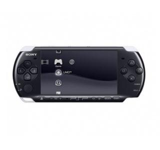 CONSOLA PSP SLIM 3000 PRETO (USADO)